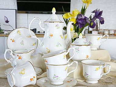 幸福花园茶咖具