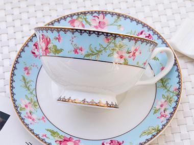 兰馨咖啡杯碟